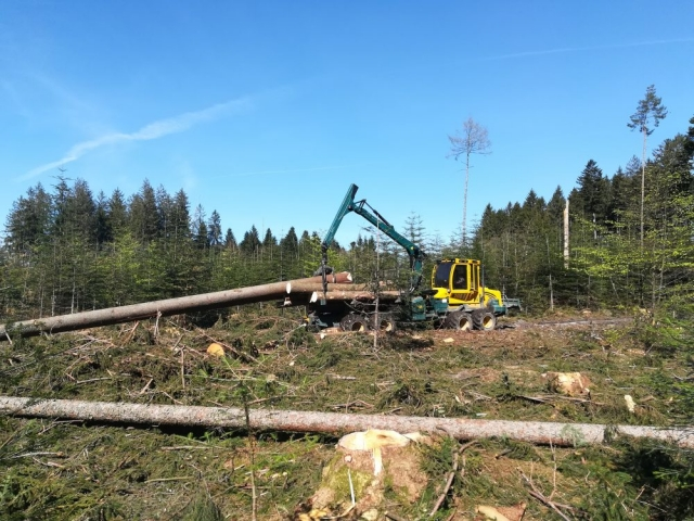 Forwarder HSM 208F